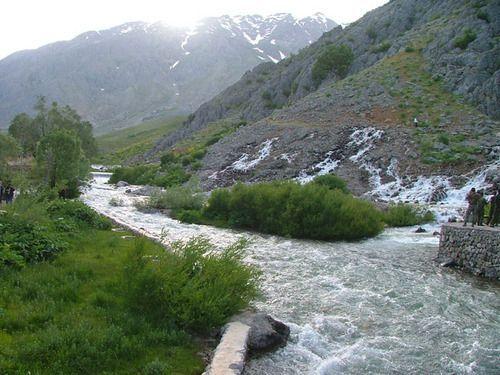 Munzur Dağlarında Gülabioğulları - Brastikli İbrahim Sevindik